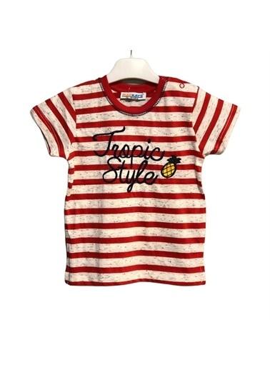 Mackays T-Shirt Erkek Bebek Kırmızı